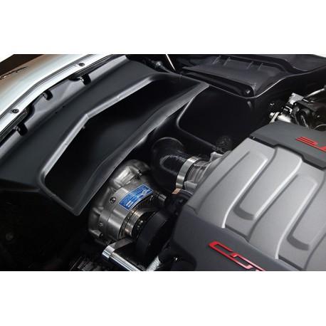 Procharger 14-19 Corvette C7 LT1 Supercharger Complet Kit P1SC Satin