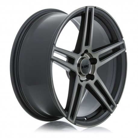 """20"""" Wheel Set 2005+ Mustang Staggered 20x8.5 & 20x10"""