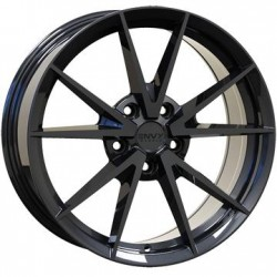 "18"" Envy Wheel Set EV-10 Gloss Black 18x8 +40mm"