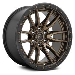 """20"""" Fuel Wheel Set Ford F150 D681 Rebel 6x135 +1mm Matte"""