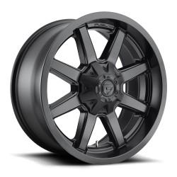 """20"""" Fuel Wheel Set Ram Tundra D436 Maverick 5x150 5x139.7 20x9 +20mm Matte Black"""