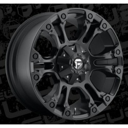 "20"" Fuel Wheel Set Ram Tundra D560 Vapor 5x139.7 5x150 20x9 +1mm"