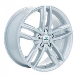18'' Wheel Set Porsche Macan VW Atlas Mercedes E400 E450 Audi A4 A5 A7 BMW 18x8 5x112 +25mm