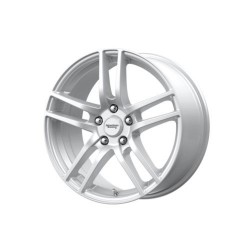 "18"" Wheel Set AR929 Winter Rim Audi VW Mercedes 5x112 18x8 +45mm Silver"