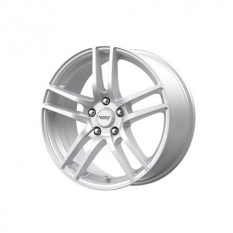 "18"" Wheel Set AR929 Winter Rim Audi VW Mercedes 5x112 18x8 +45mm Silver"