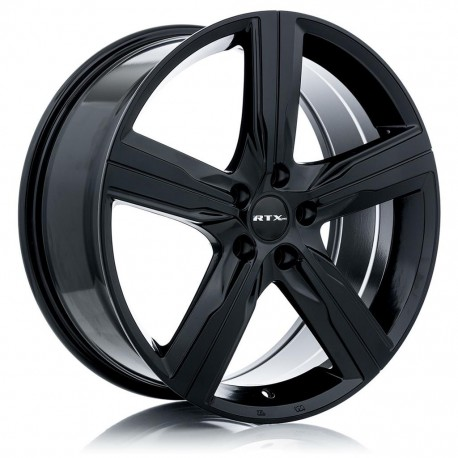 "19"" RTX Wheel Set Volvo Lincoln Ford Jaguar 19x8 +38mm 5x108"