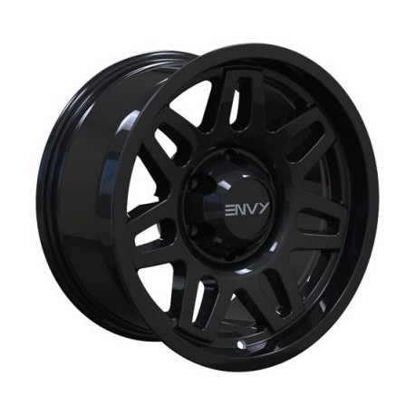 "20"" Envy Wheel Set Ford F150 6x135 20x9 +18mm Satin Black"