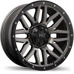 """20"""" Fast Wheel Set Silverado Sierra F150 Ram DT 6 Lug 20x9 +15mm 6x139.7 6x135"""