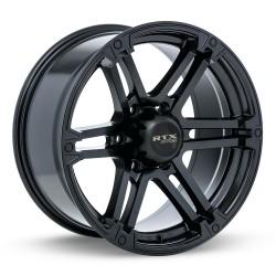 "20"" RTX Wheel Set Ford F150 Expedition Navigator 20x9 +20 6x135 Satin Black"