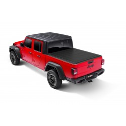 Truxedo Sentry Jeep Gladiator Tonneau Bed Cover Hard Roll Up