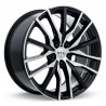 "20"" RTX OE Wheel Set Atlas Macan E400 E450 S450 S560 BMW Audi 20x9 +30 5x112"