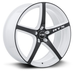 RTX Illusion 17X7.5 5-114.3 WHITE