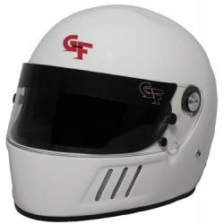 Helmet GF3 Full Face Lightweight Composite Shell Snell SA 2015 White