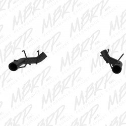 MBRP Axle Back 2011-2014 Ford Mustang GT Muffler Delete Black Coated