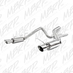 MBRP Cat-Back 2011-2014 Ford Mustang GT Race Version Stainless