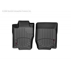 WeatherTech 2 Front Floor Mat with hook Dodge Grand Caravan 2012-2017
