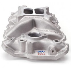 Edelbrock Intake Manifold Chevy Small Block V8 262-400 Cubic Inch