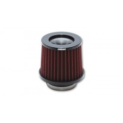 "Vibrant Performance Air Filter, 2.5"" Inlet"