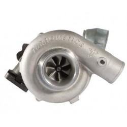 Turbonetic T4B Compressor, T2 Turbine 0.65 A/R Dual Ceramic Ball Bearing,  Oil and Water Cooled, Internal Wastegate