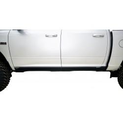 Bushwacker Dodge Ram 1500 Crew Cab Rocker Panel - OE Matte Black
