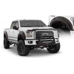 Bushwacker Ford F-150 15-17 Max Coverage Pocket Style Fender Flare - OE Matte Black