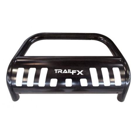 TrailFX Bull Bar Silverado 07-18 Powder Coated Black Steel 3 Inch Diameter