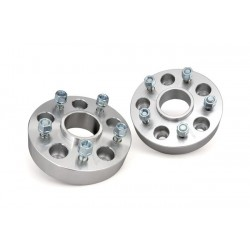 "Rough Country Jeep Wrangler JK 1.5"" Wheel Spacer Pair"
