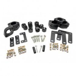 "Rough Country Dodge Ram 1500 09-12 Body Lift Kit 1.25"""