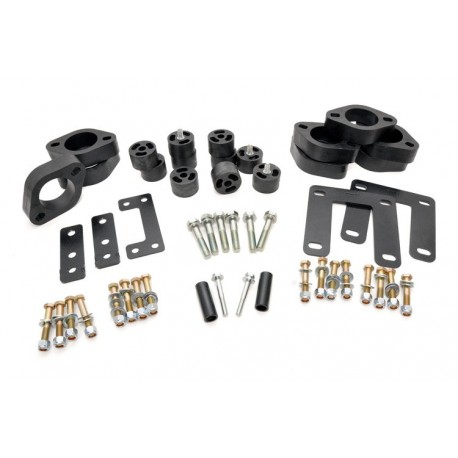 Rough Country Dodge Ram 1500 2009-2012 Body Lift Kit 1.25""