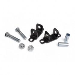 Jeep JK / TJ Rear Bar Pin Eliminator Kit