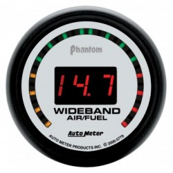 Auto Meter Street Wideband AFR Phantom