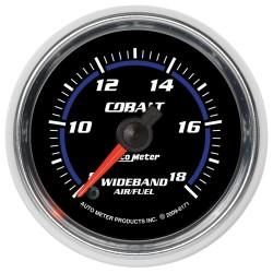 Auto Meter Street Wideband AFR Cobalt Analog