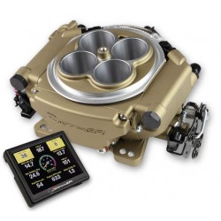 Holley Sniper EFI Conversion Self Tuning Kit Gold