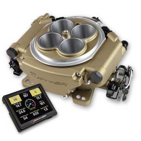 Holley Sniper EFI Conversion Self Tuning Kit Gold