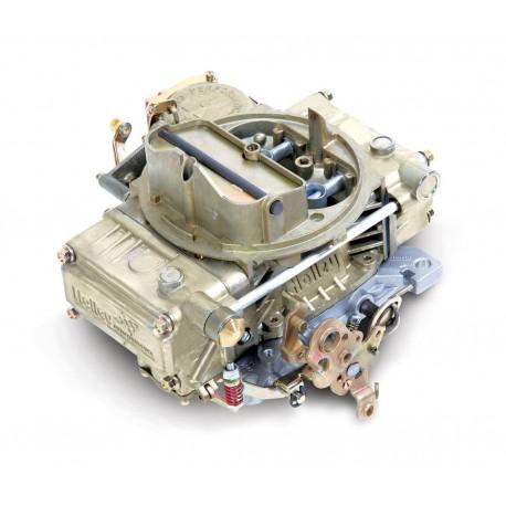 Holley Classic Carburator 600cfm Manual Choke Vacuum Secondaries