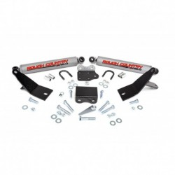 Dual Steering Stabilizer Dodge Ram 2500 / 3500 2003-2013