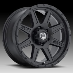 "M/T 20"" Dodge Ram 1500 Mickey Thompson Deegan 38 Pro 2 Wheel Set Matte Black"