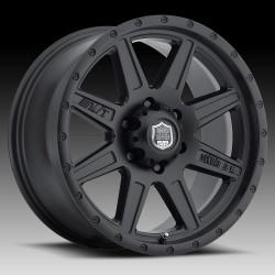 "20"" Mickey Thompson Deegan 38 Pro 2 Matte Black 20X9 Dodge Ram 1500 2011-2018"