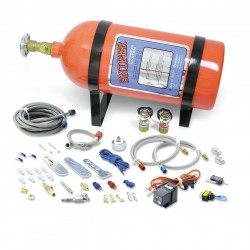 Sniper Nitrous Kit Universal Wet Kit 4 & 6 Cylinder
