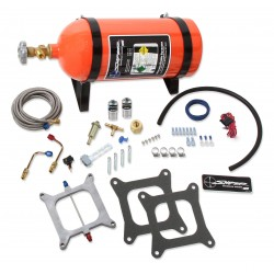 Sniper Nitrous System Kit 100-150 Holley 4150